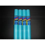 Riteco Raydiant Riteco Raydiant Fade Resistant Art Rolls Light Blue 48 In. X 12 Ft. 4 Pack (Rtco006)