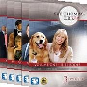 Harris Communications Sue Thomas - F.B.Eye Volumes 1-5 Dvd Set (Hrsc1318)