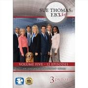 Harris Communications Sue Thomas - F.B.Eye Volume 5 3-Dvd Set (Hrsc1317)