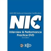 Harris Communications Nic Interview Performance And Practice Dvd (Hrsc1136)