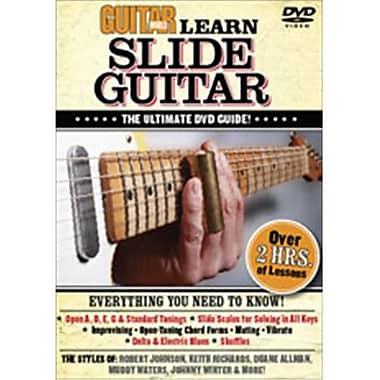 Alfred Guitar World- Learn Slide Guitar - Music Book (Alfrd35732)