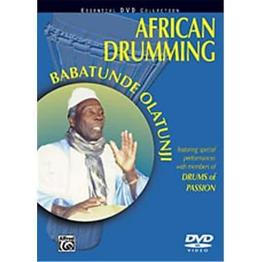 Alfred African Drumming - Music Book (Alfrd39667)