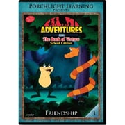 Rising Star Education 9781936086092 Adventures From The Book Of Virtues- Vol. 3 - Friendship- Dvd (Rsngstar036)