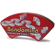 Brybelly Holdings Bendomino Game For 2-4 Players (Brybl904)