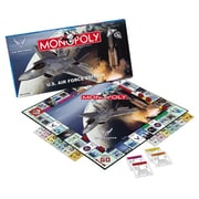 Usaopoly Air Force Monopoly Game (Cno405)