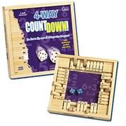 Poof-Slinky 4 Way Countdown Game (Poof121)