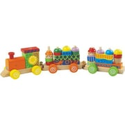 Chh Block Train Puzzle Set With Noise (Chhg058)