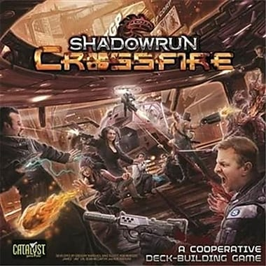 Catalyst Game Labs 27700 Shadowrun Crossfire - Base Game (Acdd3010)