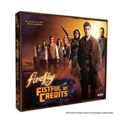 Firefly: Fistful Of Credits Board Game 23008 (Rtl141823)