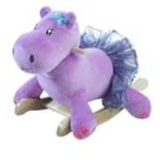 Rockabye Gracie The Hippo Rocker (Rkby061)