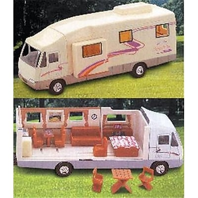 Prime Prodct 270001 Toy Motor Home (Ksao99782) 2489386