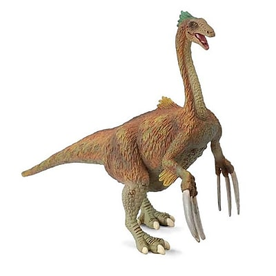 Collecta Therizinosaurus Realistic Dinosaur Replica Toy Figurine - Pack Of 6 (Iqon238) 2489112