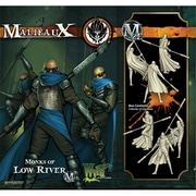 Wyrd Miniatures 20707 Ten Thunders Monk Of Low River - 3 (Acdd13357)