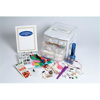 Hubbard Scientific Early Chilhood Science Exploration Kit (Amed735)