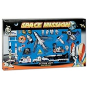 Daron Worldwide Trading Space Mission 28 Piece Playset With Kennedy Space Center Sign... by