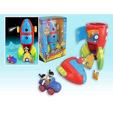 Daron Space Rocket 2 In 1 (Daron5123)