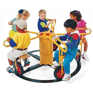 Wholesale Playgrounds Circle Cycle 5 Seat Surface Mount (Mnmpe113)