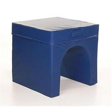 Foamnasium Tunnel Or Table - Blue (Fmfct054)