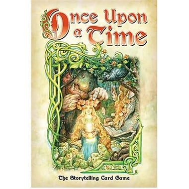Atlas Games 1030 Once Upon A Time 3Rd Edition (Acdd932)