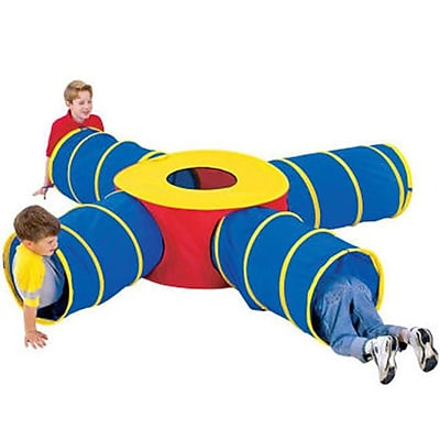 Pacific Play Tents Tunnels Of Fun Junction Set (Sppt274) 2490073