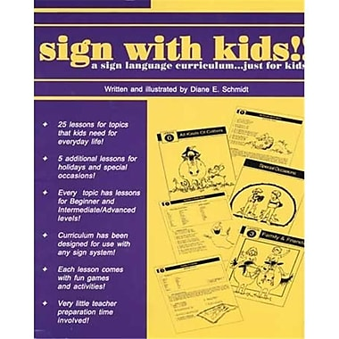 Harris Communications Sign With Kids (Hrsc099)