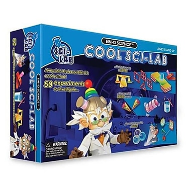 Tedco Toys Cool Sci-Lab Large Science Kit (Tdcty256)