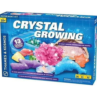 Thames & Kosmos 6 Crystal Growing (Thkos103) 2491053