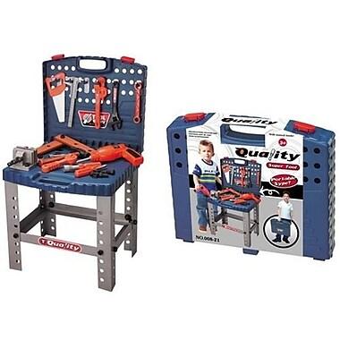 Az Import & Trading 16'' Children Toolbox Play Set Tf821 (Azimt493)