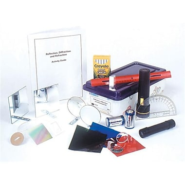 Hubbard Scientific Reflection Diffraction Refraction Kit (Amed739)