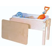 Wood Designs - Petite Tot Sand And Water-Sensory Table (Wdd075)