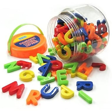 Megcos Hebrew Magnetic Letters And Numbers - Over 100 Pieces (Mid0S158)