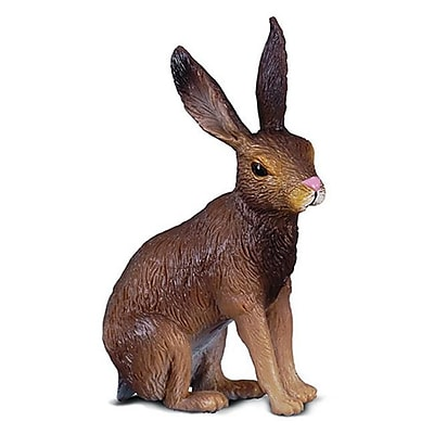 Collecta Brown Hare - Forest Animal Toy