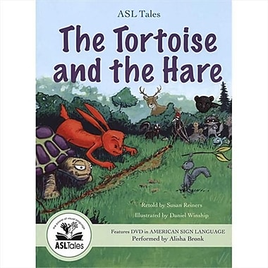 Harris Communications Asl Tales - The Tortoise And The Hare (Hrsc1250)