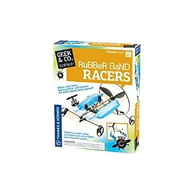Thames & Kosmos Rubber Band Racers (Rtl487895) 2490555