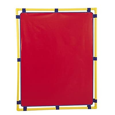 Childrens Factory Big Screen Red Play Panel (Chfct143) 2491098