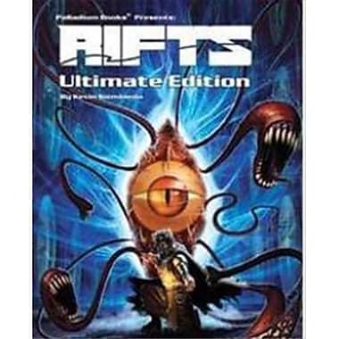 Palladium Books 800A Rifts - Ultimate Rifts (Acdd8968)