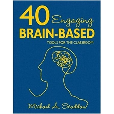 40 Engaging Brain-Based Tools For The Classroom, Hardcover (Crwn1802)