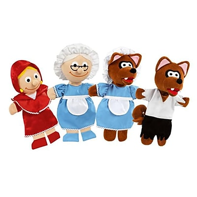 Wesco Little Red Riding Hood Puppets (Wsco0840)