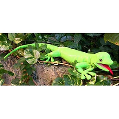 Sunny Toys 38 In. Gecko, Animal Puppet