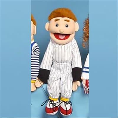 Sunny Toys 28 In. Boy In Baseball