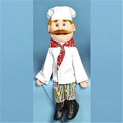 Sunny Toys 28 In. Dad Chef, Full Body Puppet (Snty223)