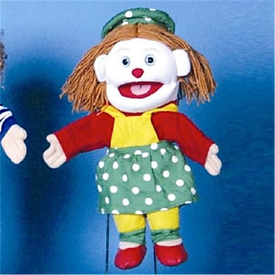 Sunny Toys 14 In. Clown - Female,