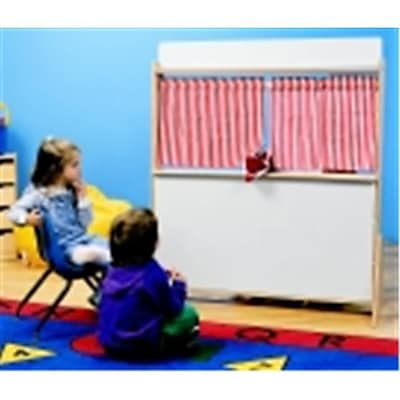 Childcraft Play Store And Puppet Theater With
