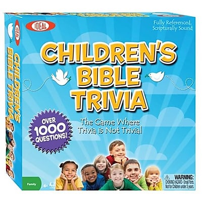 Poof-Slinky Children S Bible Trivia (Poof136) 2488591