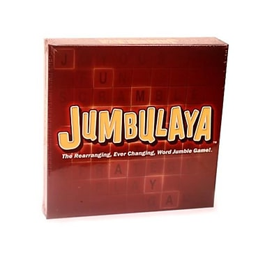 Brybelly Holdings Jumbulaya Game For Ages 13 And Up (Brybl1346)