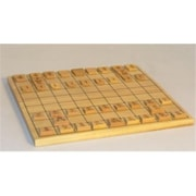 Worldwise Imports Wood Shogi Game With Folding Board (Wwi1486)