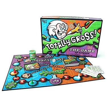 Brybelly Holdings Totally Gross Game - The Game Of Science (Brybl1351)