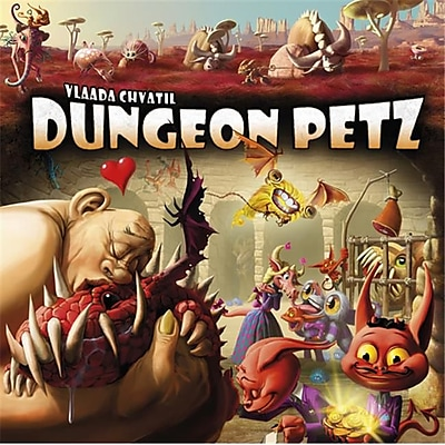 Czech Games Edition Inc 00015 Dungeon Petz (Acdd14516) 2488230