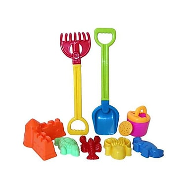 Sunshine Trading Tool Sand Toy - 8 Piece Set (Snsht017)