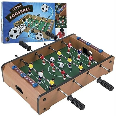 Mini Table Top Foosball - Comes With